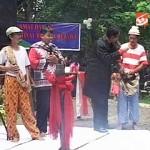 Kesenian Khas Betawi, Topeng Blantek