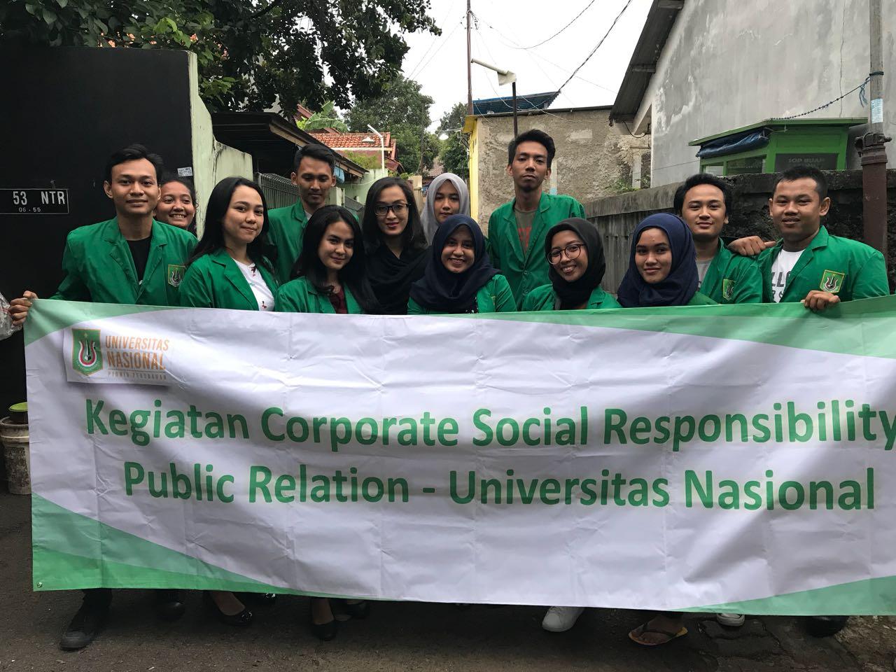 Mahasiswa Bahasa dan Sastra UNAS