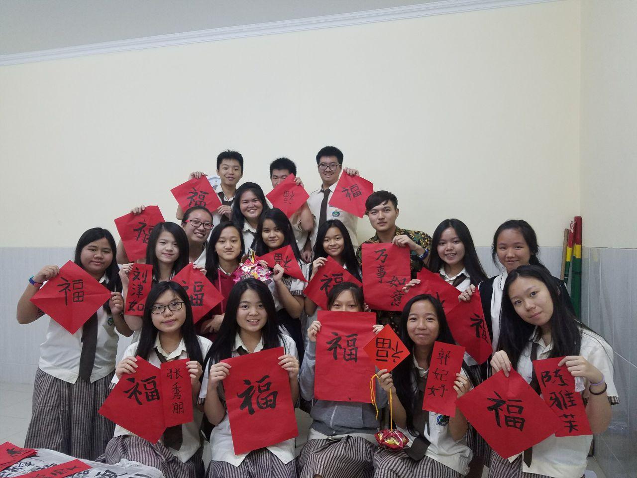 Mahasiswa Fakultas Bahasa dan Sastra