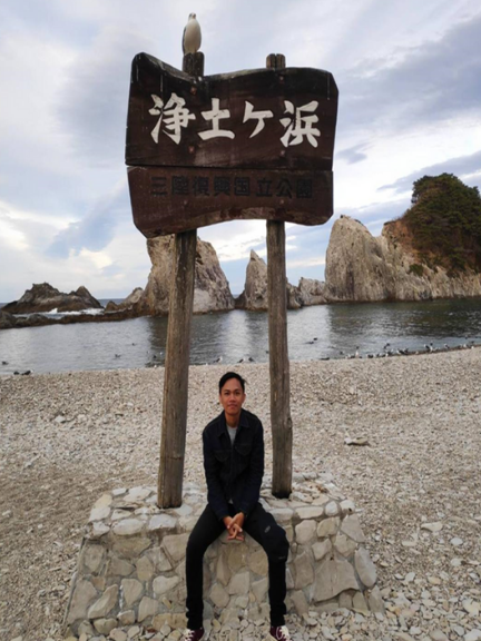 Mahasiswa Sastra Jepang Internship di Jepang